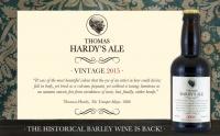 Anteprima mondiale Thomas Hardy's Ale